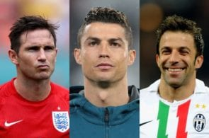 Top 10 greatest penalty-takers of all-time in world football