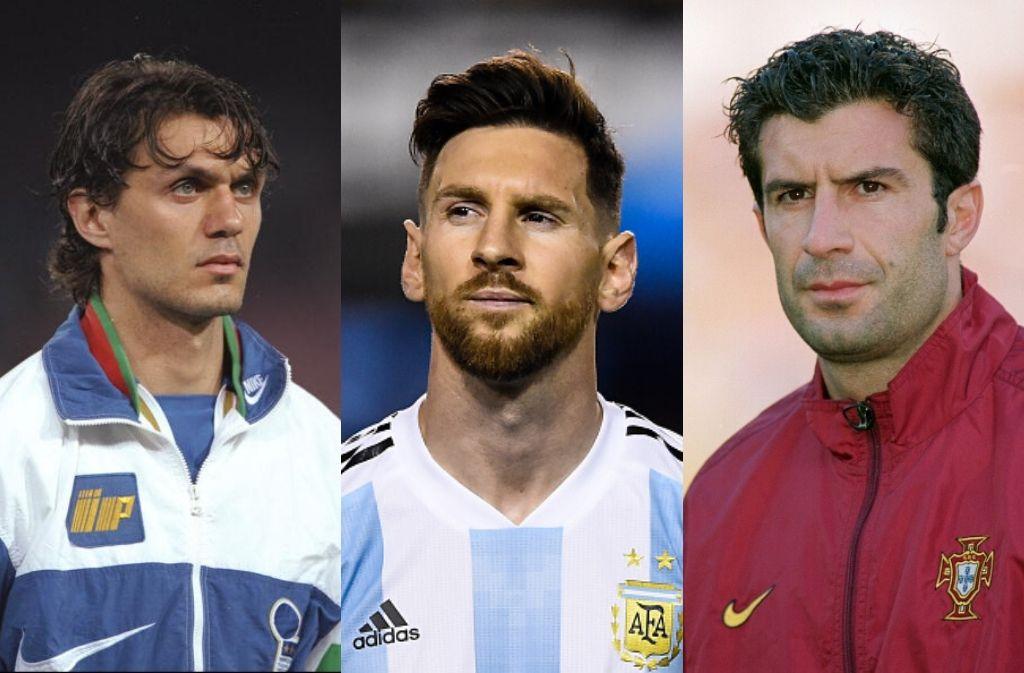 Top 5 legends who haven't won a major international trophy