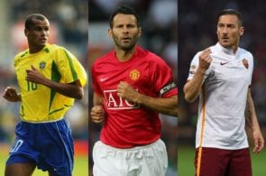 Top 5 football players who starred in their 40s