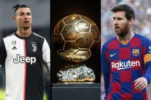 The 5 contenders for the 2020 Ballon d'Or award