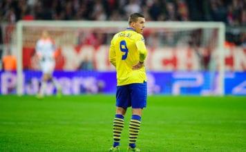 FC Bayern Muenchen v Arsenal - UEFA Champions League Round of 16 image