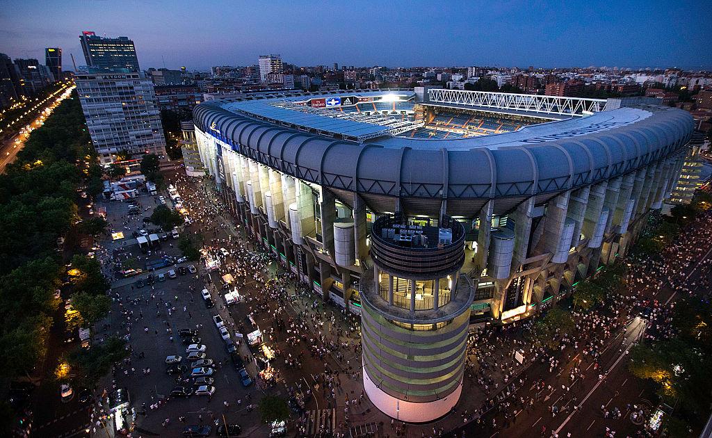 Real Madrid, Bernabeu
