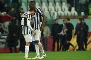 Paul Pogba, Claudio Marchisio, Juventus