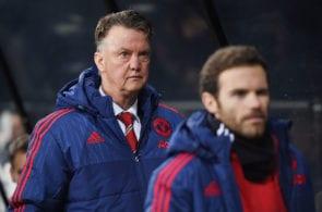 Louis van Gaal, Juan Mata, Manchester United