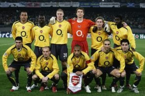 Arsenal vs Juventus 2006