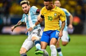 Messi, Neymar