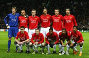 Manchester United's 07/08 team: Where are they now?