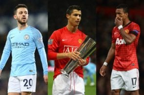 Top 5 Portuguese players to star in the Premier League