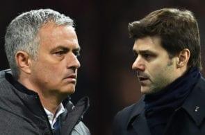 Mauricio Pochettino, Jose Mourinho, Tottenham