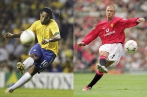 Top 5 most prolific free-kick takers of all-time