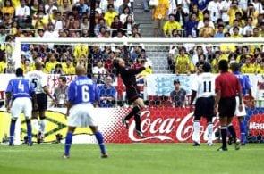 ronaldinho, Brazil vs England