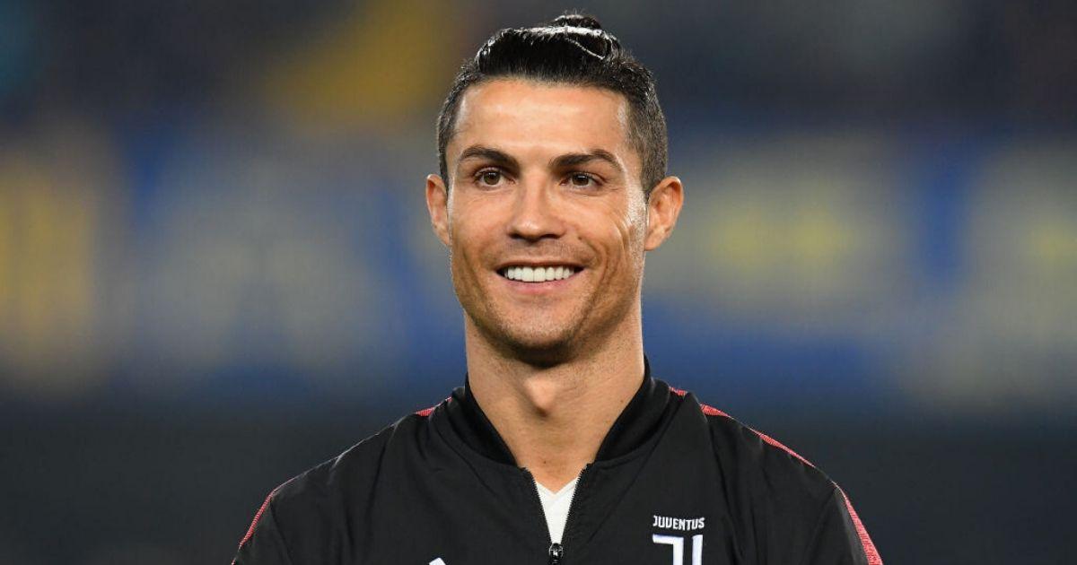 Cristiano Ronaldo, family
