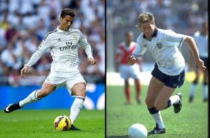 Ronaldo, Waddle