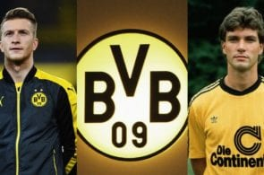 Top 10 best Borussia Dortmund players of all-time