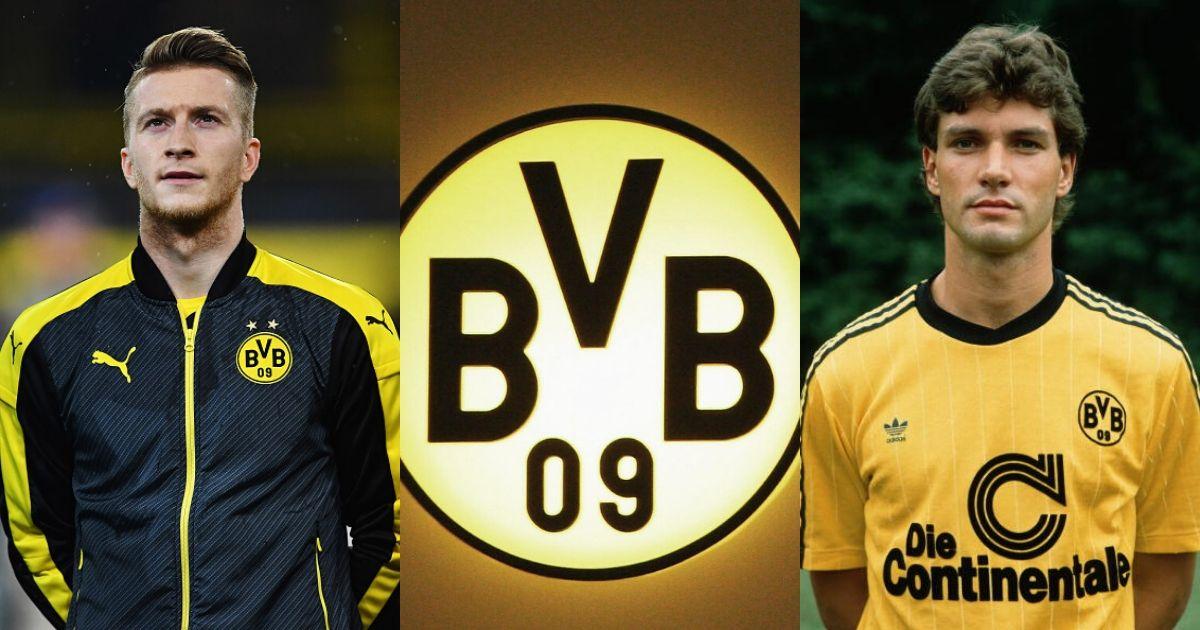 Top 10 Best Borussia Dortmund Players Of All Time Ronaldo Com