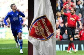 Vardy, Mata, Arsenal