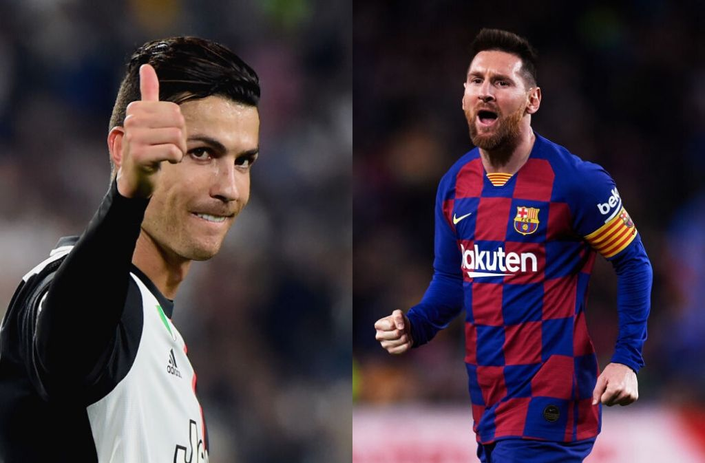 Messi Or Ronaldo Who Should Get The Better Fifa 21 Rating