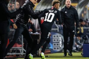 Neymar, Thmoas Tuchel, PSG