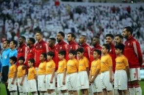 UAE national football team - 'Al Abyad'