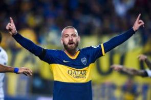 Daniele De Rossi, Boca Juniors