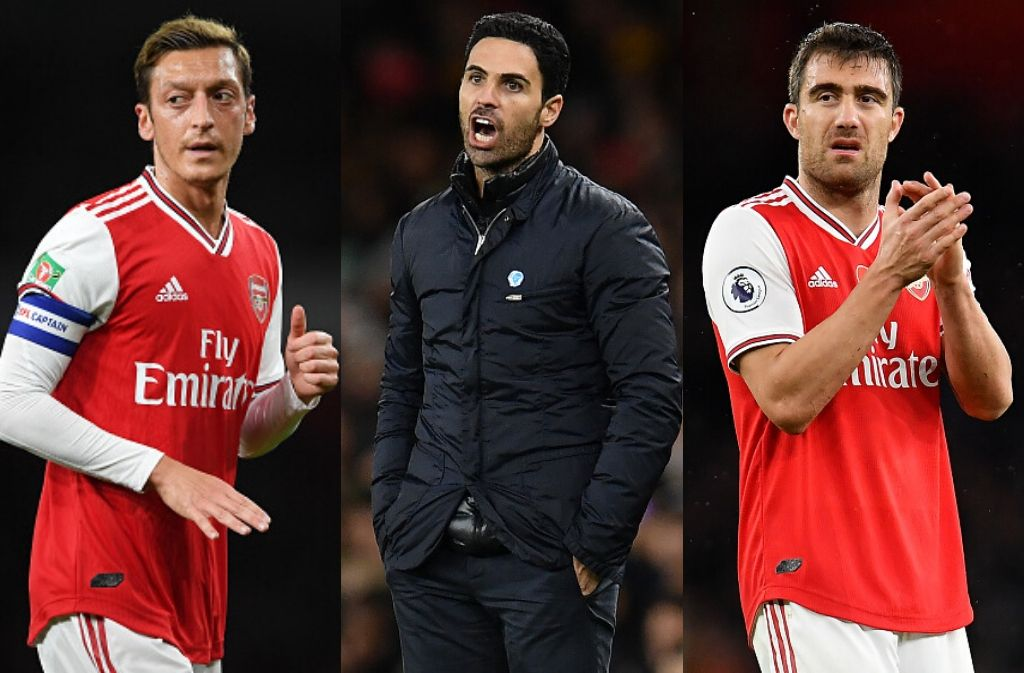 Top 5 players Arsenal must sell this summer