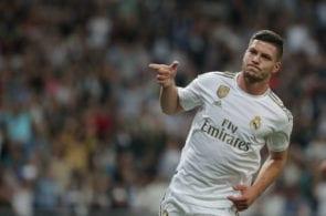 Luka Jovic, Real Madrid
