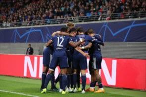 Olympique Lyon, Ligue 1