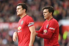 Harry Maguire, Victor Lindelof, Manchester United
