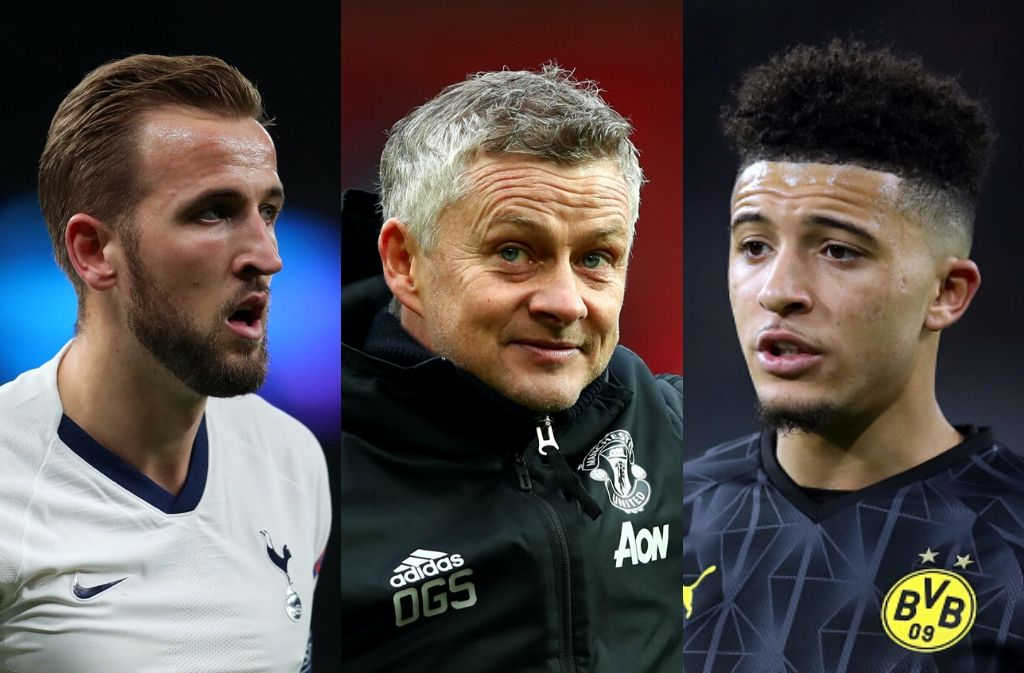 Top 5 transfer targets for Manchester United this summer
