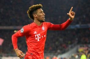 Kingslaey Coman, Bayern Munich