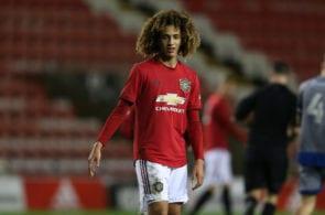 Hannibal Mejbri, Manchester United