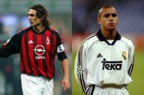 Top 5 best left-backs ever seen in football history
