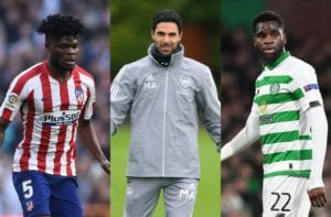 Top 5 transfer targets for Arsenal this summer
