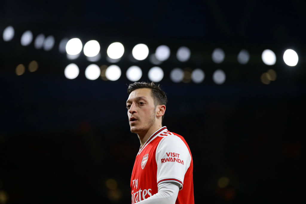 What is Mesut Ozil's net worth? All you need to know here