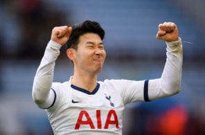 Check out Son Heung-min's insane car collection