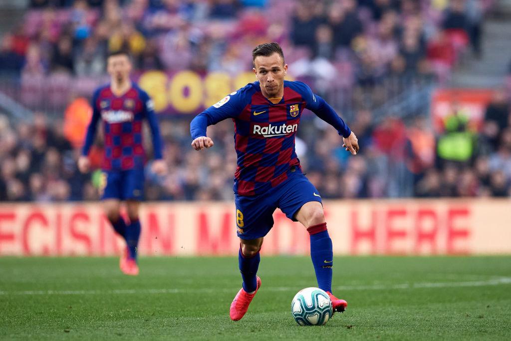 Arthur Melo, FC Barcelona