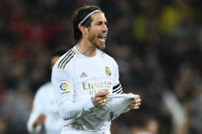 Sergio Ramos, Real Madrid