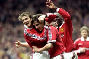 David Beckham, Manchester United