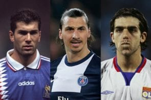 Top 10 best Ligue 1 players of all-time