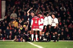 Ian Wright, Arsenal