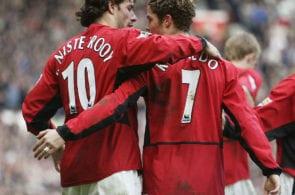 Van Nistelrooy, Ronaldo
