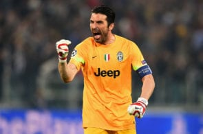 Buffon, Juventus