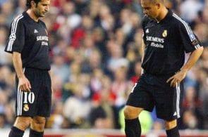 Ronaldo Nazario, Luis Figo