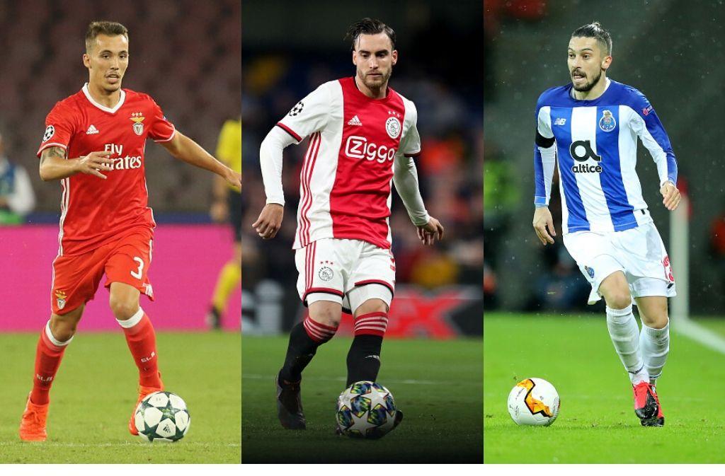 3 left-back transfer targets for Juventus this summer