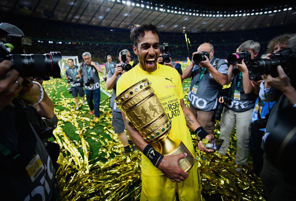 Eintracht Frankfurt v Borussia Dortmund - DFB Cup Final 2017