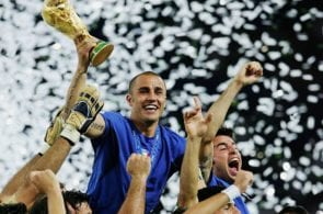 Fabio Cannavaro. Italy