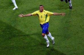 Ronaldo Nazario, Brazil
