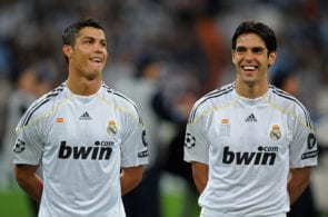 Kaka, Ronaldo