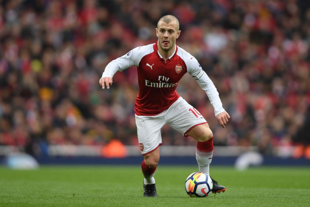 Jack Wishere, Arsenal