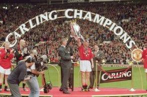 Roy Keane, Sir Alex Ferguson, Manchester United